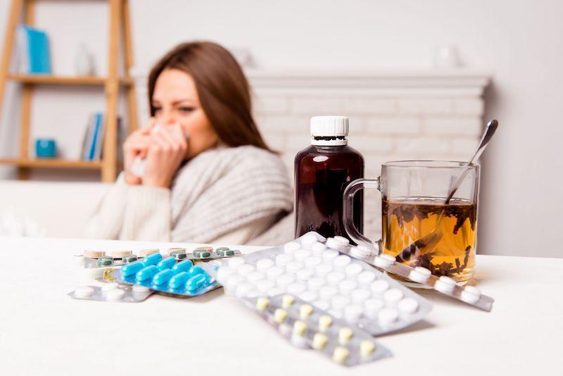Как быстро вылечить грипп