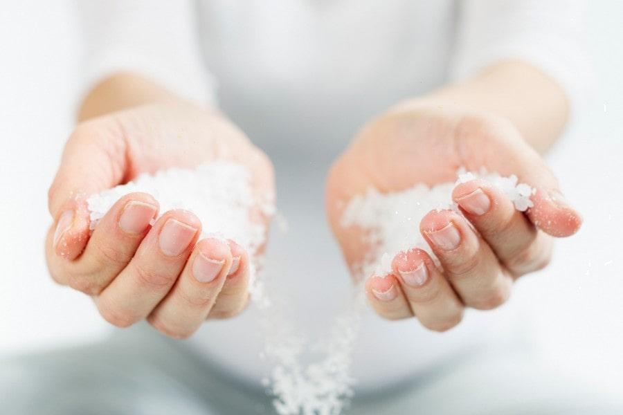 Как вывести соли из организма