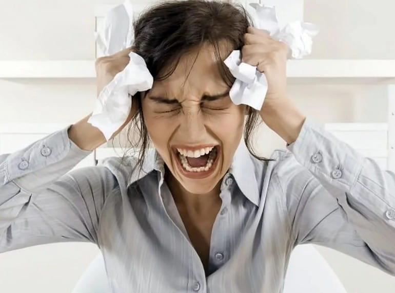 Витамины от стресса и невроза