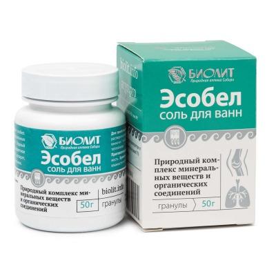 Использование препарата Эсобел для лечения суставов